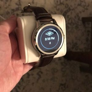 Fossil Q Smartwatch with replacement band